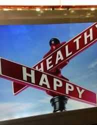 At the Corner of Happy and Healthy