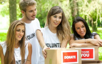 Encouraging Your Grad's Brand of Philanthropy