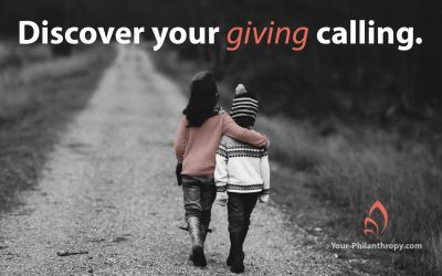 3 Clues to Discover Your Giving Calling