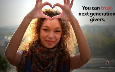 Five Reasons to Trust the Next Generation
