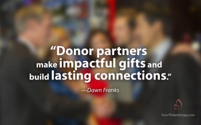Find Donor Partners at Fundraiser Events