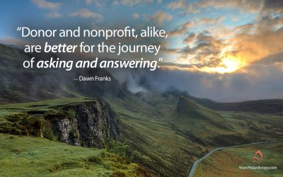 The Exploring Donor…to Learn More and Give Better!