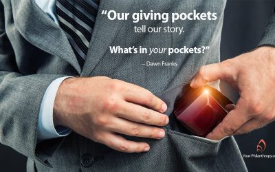 Pockets Carry What We Care About. What's In Your Pockets?