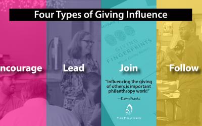 Four Ways to Influence Giving Like Warren Buffett