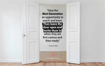 6 Tips to Engage the Next Generation in Giving