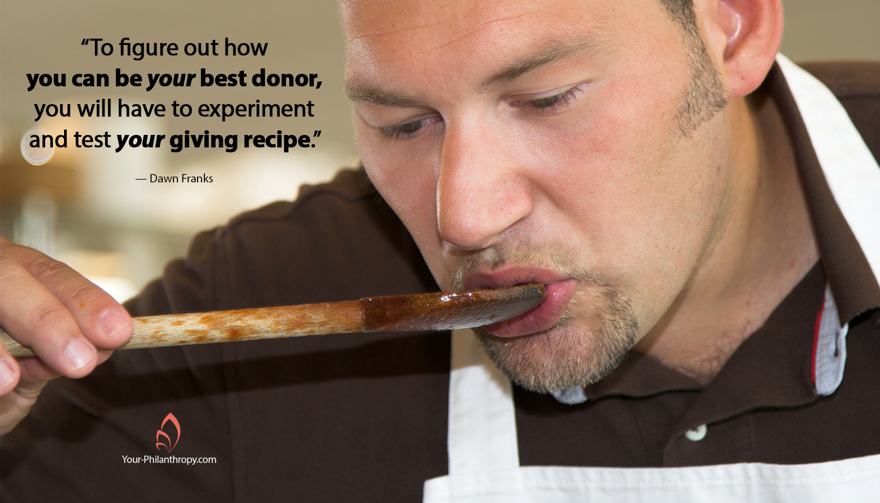 giving recipe