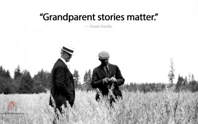 Honoring Lessons From Our Grandparents