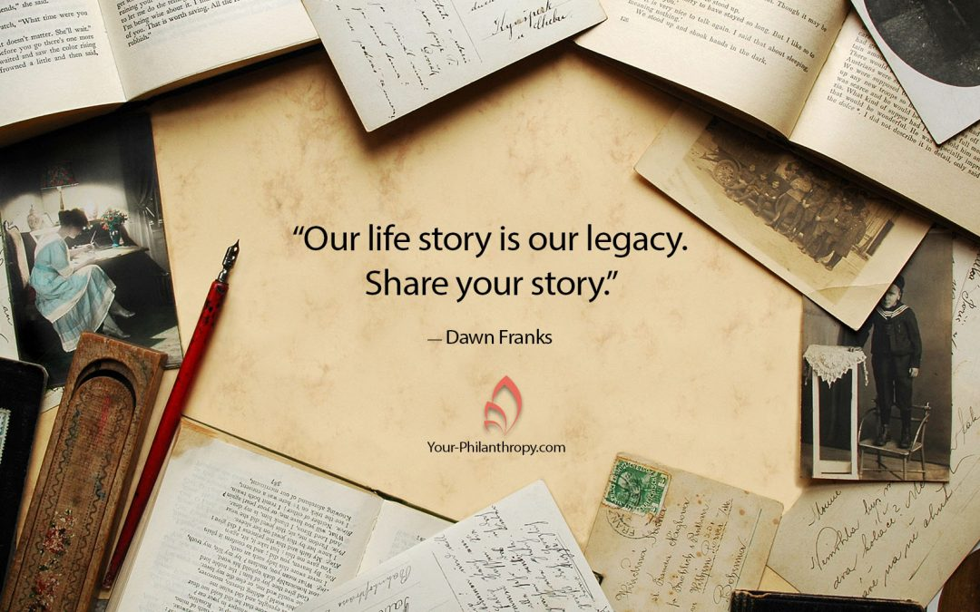 How to Write a Legacy Statement – The Most Important Gift You Will Leave Behind