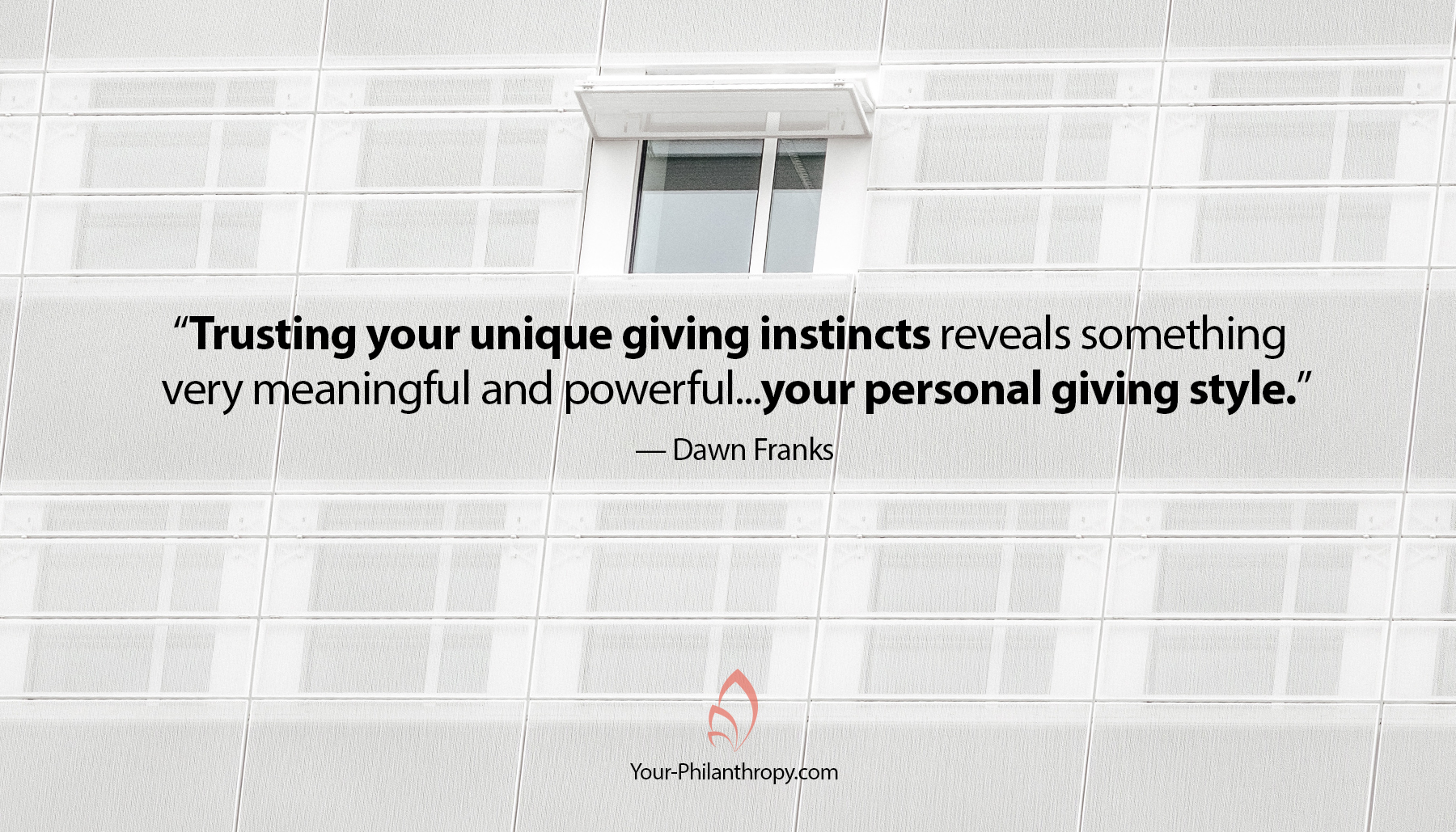giving instincts