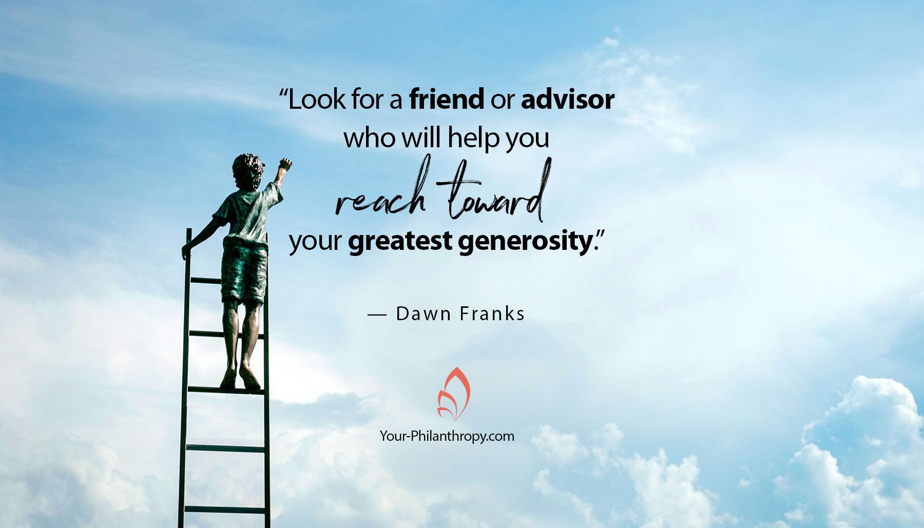 Giving Advisor