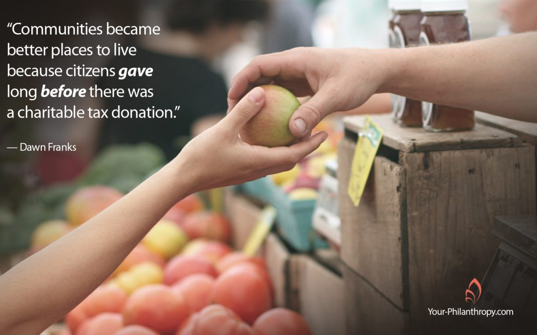 How to Fund Community Change with Shared Passion