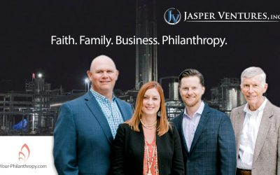How One Family Brings Their Faith to Work and Changes the Lives of Children!