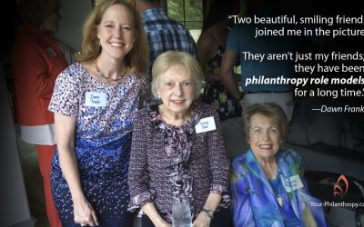 How Your Role Models Make You a Greater Philanthropist