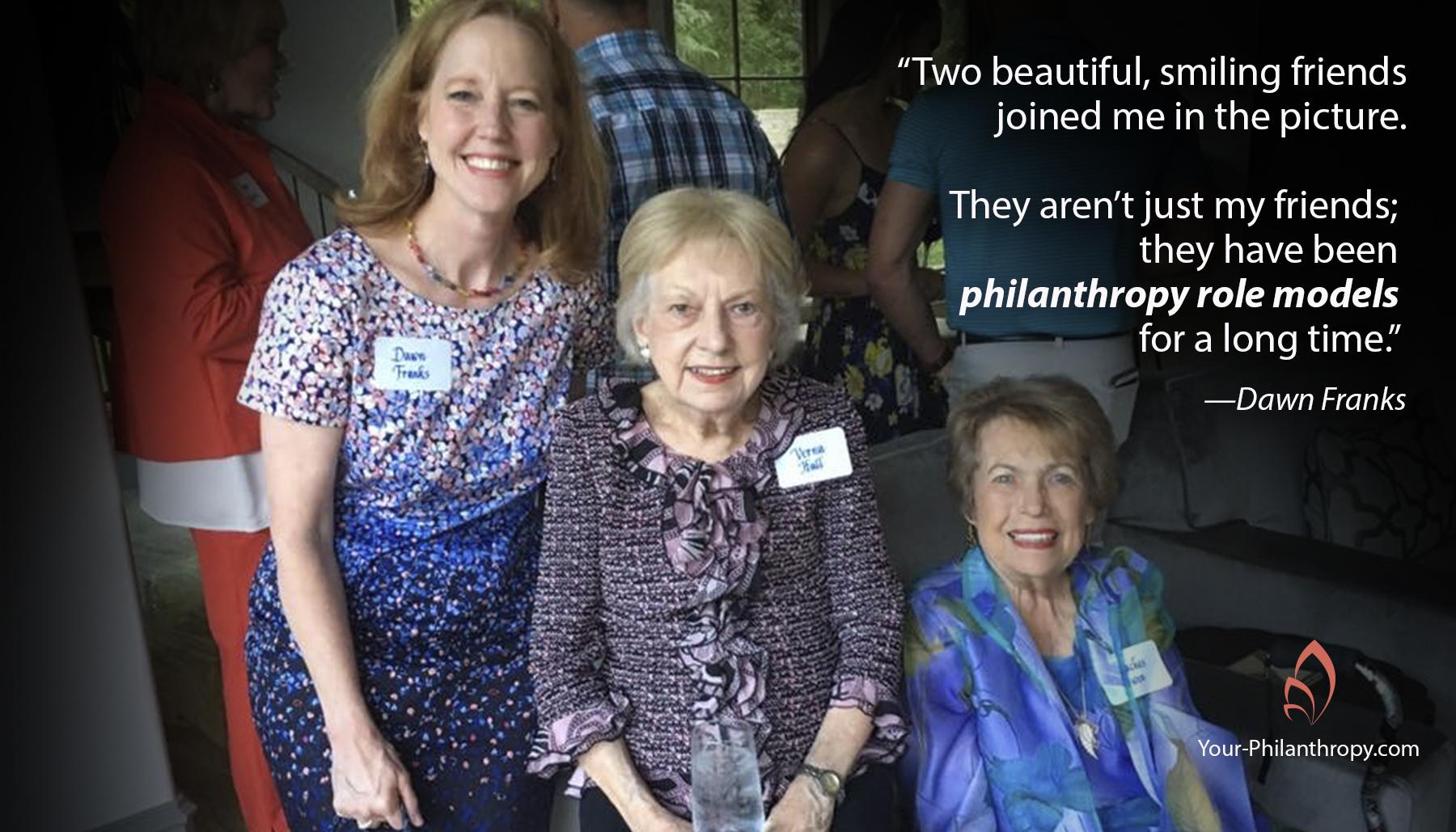 philanthropy role models