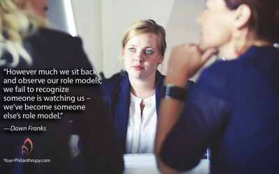 How You Can Be Their Best Role Model