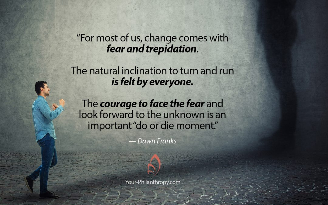 Overcoming Fear of Failure Can Change the World