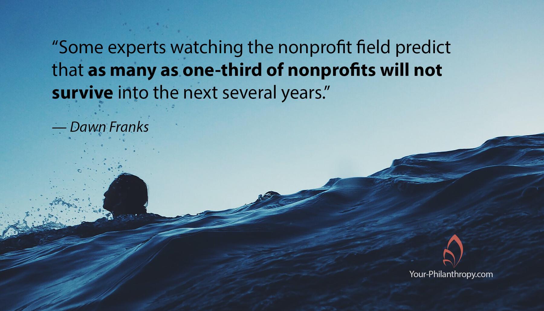 nonprofit survival