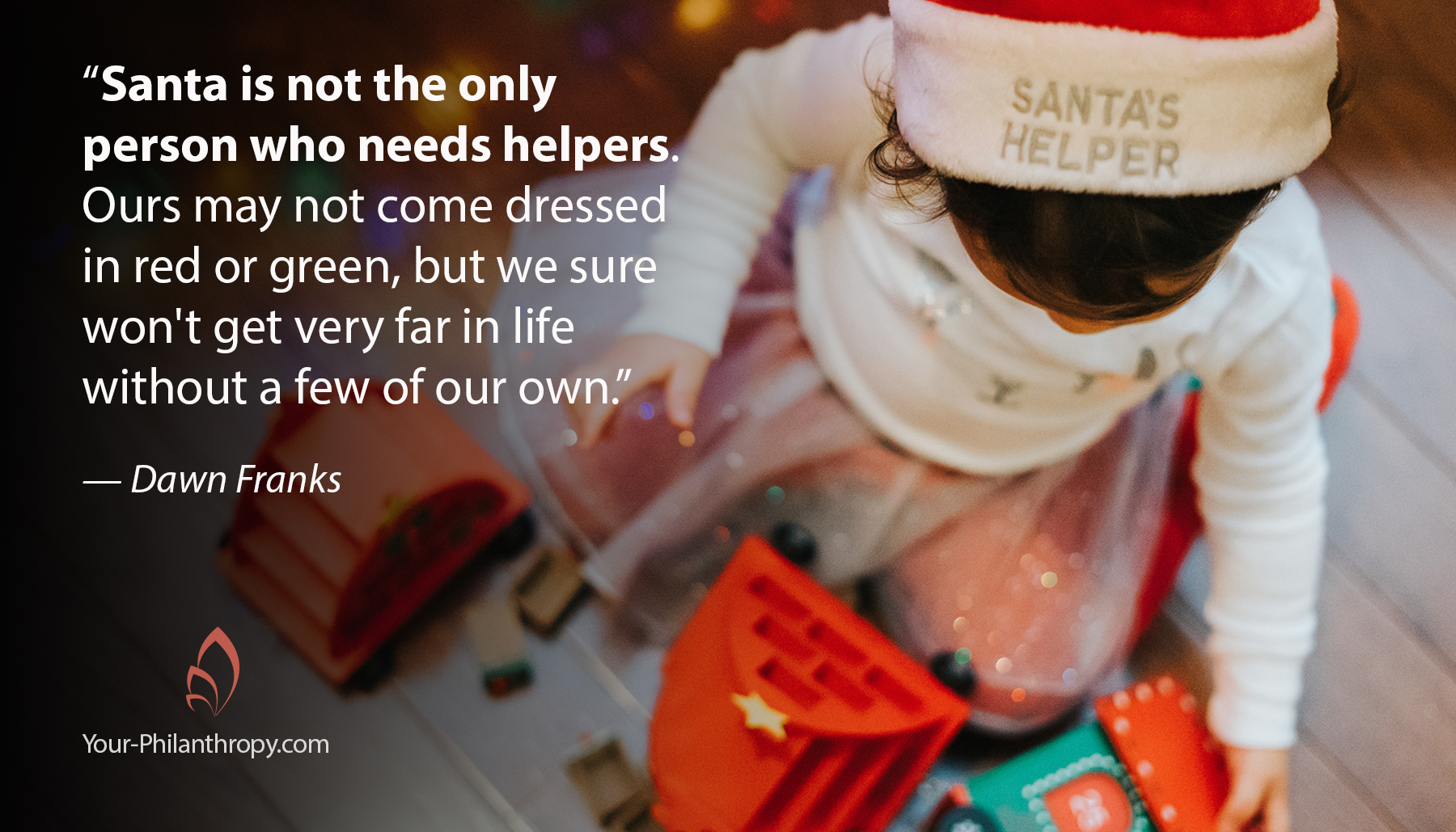 nonprofit helper
