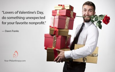 How to Love Your Favorite Nonprofit Organization this Month