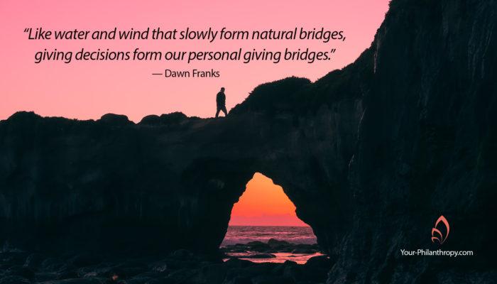 Giving Bridge